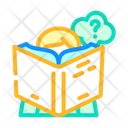 Reading Open Book Read Book Icon