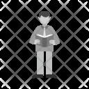 Reading Human Activity Icon