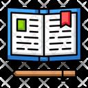 Book Education School Icon