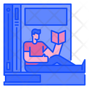 Reading Book Book Education Icon