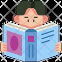 Reading Books Books Novels Icon