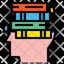 Idea Head Book Icon