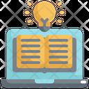 Reading Idea Icon