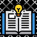 Book Idea Lesson Icon