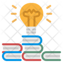 Learningstudy Books Library Icon