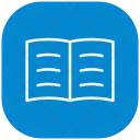 Reading Library Files Icon