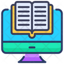 Book Online Reading Icon