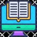 Reading Online Icon
