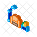 Electric Element Light Icon