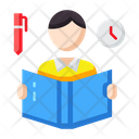 Reading Diploma Certificate Degree Certificate Icon