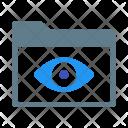 Readonly View Eye Icon