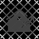 Real Estate Graph Icon