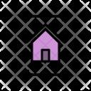 Real Estate Blueprint Icon