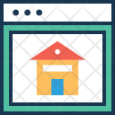 Real Estate Homepage Icon