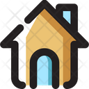 Home Real Estate Property Icon