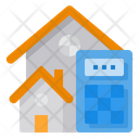 Real Estate Calculator Home Icon