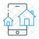Real Estate App Real Estate Agent Broker Icon