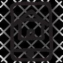Mobile Estate Device Icon