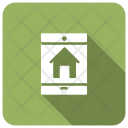 Home Mobile Real Icon