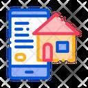 Smartphone Application Search Icon