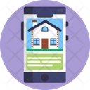 Real Estate Application Real Estate Application Icon