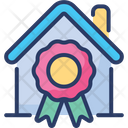 Real Estate Award Prize Reward Icon