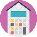 Estate Calculator Property Icon
