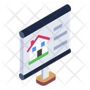 Fingerpost Estate Board Real Estate Board Icon