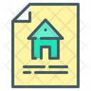 Contract Document Property Icon