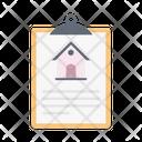 Document Building Paper Icon