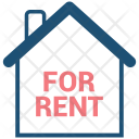 Real Estate for rent Icon