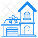 Real Estate Gift Icon