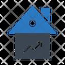 House Home Graph Icon