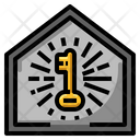 Key Security Symbol Icon