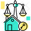 Arbitration Estate Property Icon