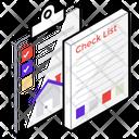 Real Estate Listing Property Listing Checklist Icon