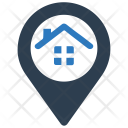Real estate location Icon