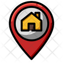 Pin Location Symbol Icon