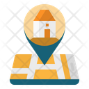 Maps Location Business Icon