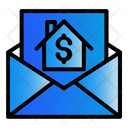 Real Estate Mail Icon