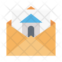 Message Email Realestate Icon