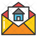 Papers Property Mortgage Icon
