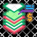 Real Estate Money Icon