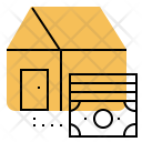 Real Estate Profit Icon