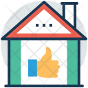 Real Estate Rating Icon