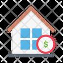 House Rent Sale Icon