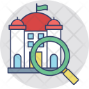 Search Listing House Icon