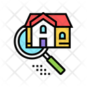 House Research Color Icon