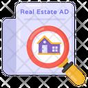 Real Estate Search Icon