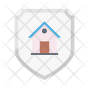 Security Safety House Icon
